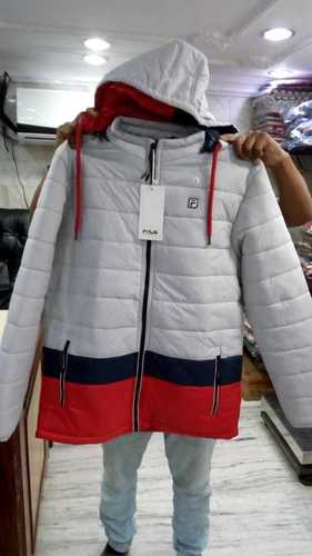 Branded Winter Jackets With Hood