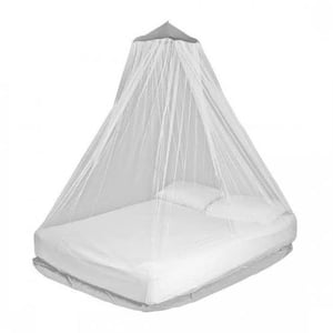 Complete Protected White Mosquito Net