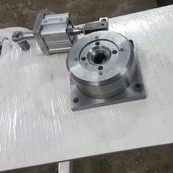 Led Bulb Cap Crimping Machine