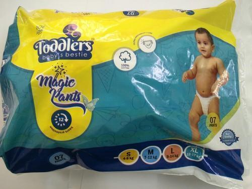 Cotton Super Soft Baby Diaper - Magic Pant (Toddlers)