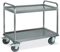 Heavy Duty Service Trolley