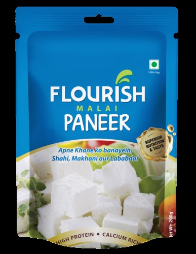 High Protein Malai Paneer At Best Price In Ahmedabad Gujarat Flourish Purefoods Pvt Ltd