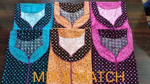 5d08e6668 Mix And Match Cotton Nighty - Fashion Passion Store