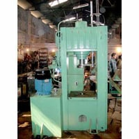 Hydraulic Press For Bung Hole Punching
