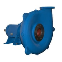 Blue Mixed Flow Pump
