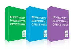 BMO 70 GSM A4 Copy Paper (Pack Of 500 Sheets)