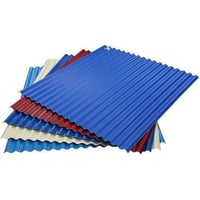 PVC Corrugated Plastic Roofing Tiles