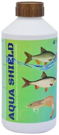Aqua Shield - Aquatic Feed Supplement Improved Immunity