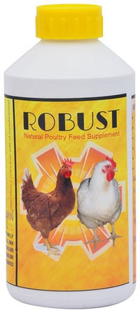 Natural Poultry Feed Supplement