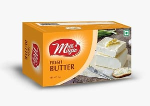 Pasteurized White Butter