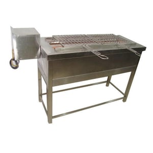 Stainless Steel Burner Grill