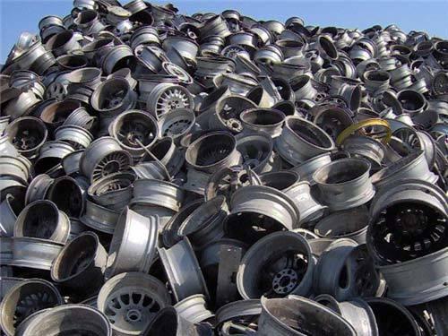 Aluminum Wheel Drum Scrap
