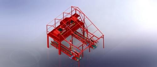 DMR Coal Packing Machine