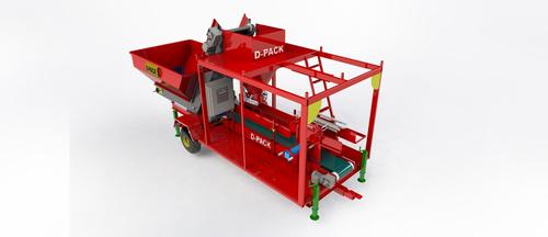 DMR Fertilizer Packing Machine
