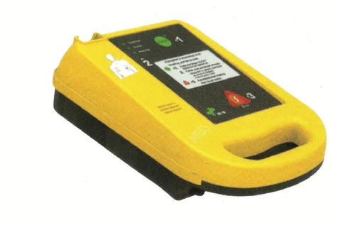 Semi Automatic External Defibrillator