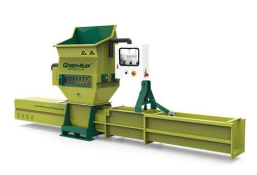 Greenmax Polystyrene Compactor Apolo C200