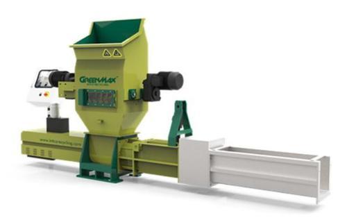 Greenmax Polystyrene Compactor Zeus C100