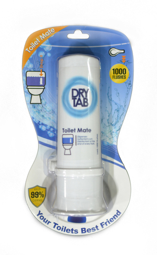 DryTab Automatic Toilet Cleaner