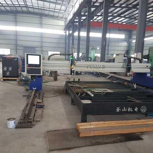 Industrial Plasma Cutting Machines
