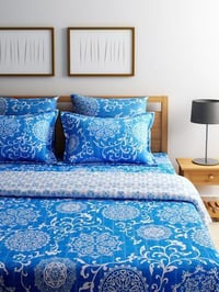 Cotton 5 Piece Bedding And Quilt Sets