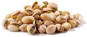 Roasted and Salted Pistachio Nuts (375g x 12)