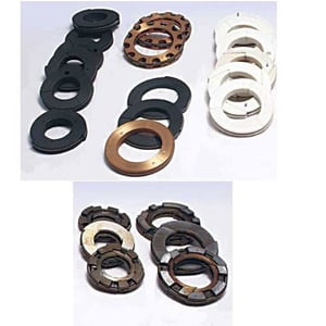 Compressor Gland Packing Seal And Oil Wiper Rings