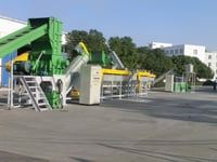 PPPE Films Recycling Plant