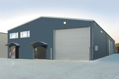 Pre Fabricated Commercial Shed