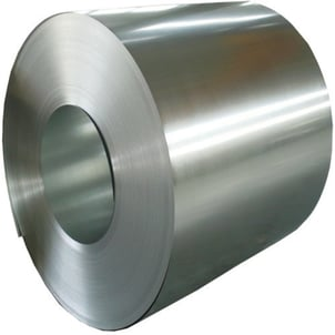 Silver Color Stainless Steel Coils
