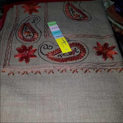 Fancy Embroidery Work Shawls