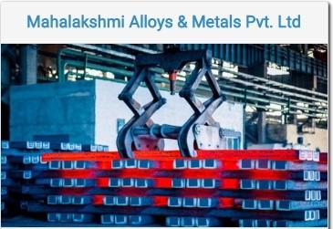 (Mahalakshmi) Alloys & Metals
