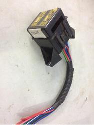 Black Color Fuse Box