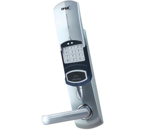 IPSA KP01 Digital Locks (2 in 1) with Password, RFID Card for Home, Office, Hotel, Left Opening, Finishes by SS (Card Optional)