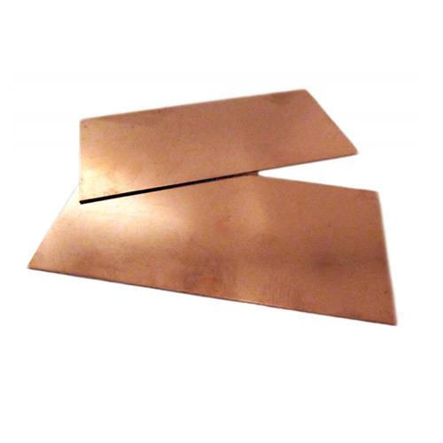 Powder Coated Copper Sheet