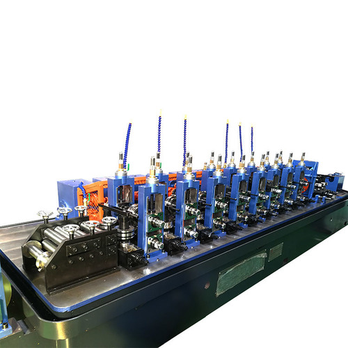 Automatic Pipe Production Line or Welded Tube Making Machinery