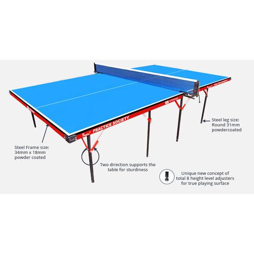 High Strength Table Tennis Table