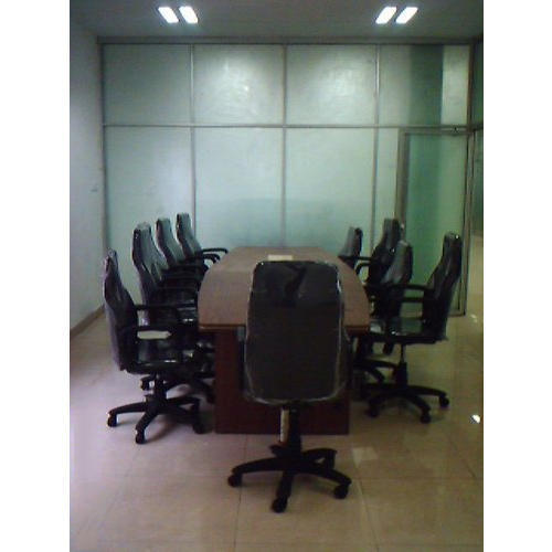 Conference Room Partition Component And Profile