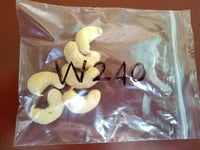 Natural Cashew Nuts W240