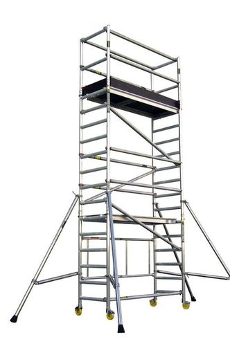 Scaffolding Tower Without Stairway