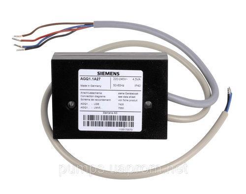 Flame Amplifier Siemens Agq1 1a27