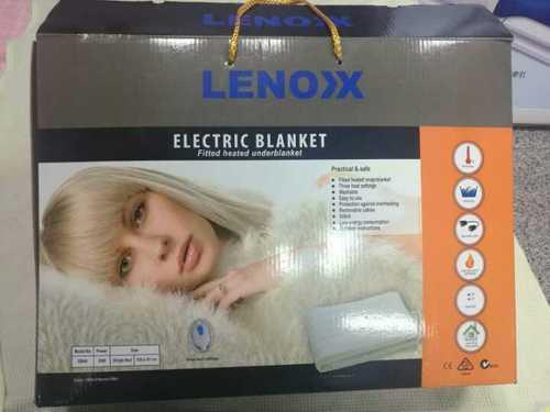 Lenox Brand Electric Blanket