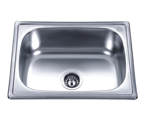 Peacock Flow Kitchen Sink