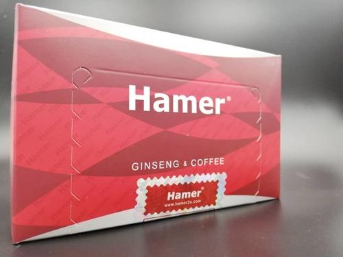 Hamer Ginseng & Coffee Candy