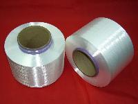 Plain White Fdy Polyester Yarns