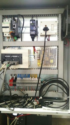 PLC Based Panels for Scanners