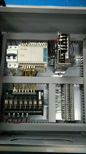 PLC Electrical Control Panels