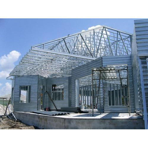 Steel Roof Truss Manufacturers Suppliers Amp Dealers