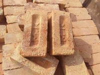 High In Strength and Durable Red bricks