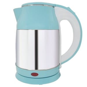 1.8L Plastic And Stainless Steel Electric Kettle