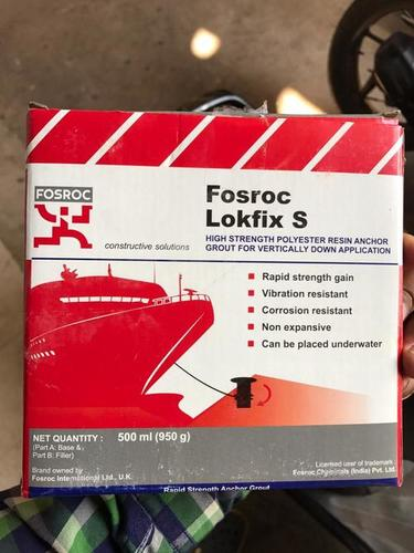 FOSROC - Lokfix Polyester Resin Grout in Mangaluru, Karnataka